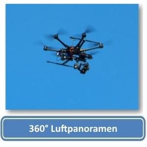 360° Luftpanoramen